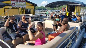 Boat Rental Rates | Tritoon
