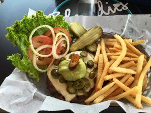 Blondies Burgers