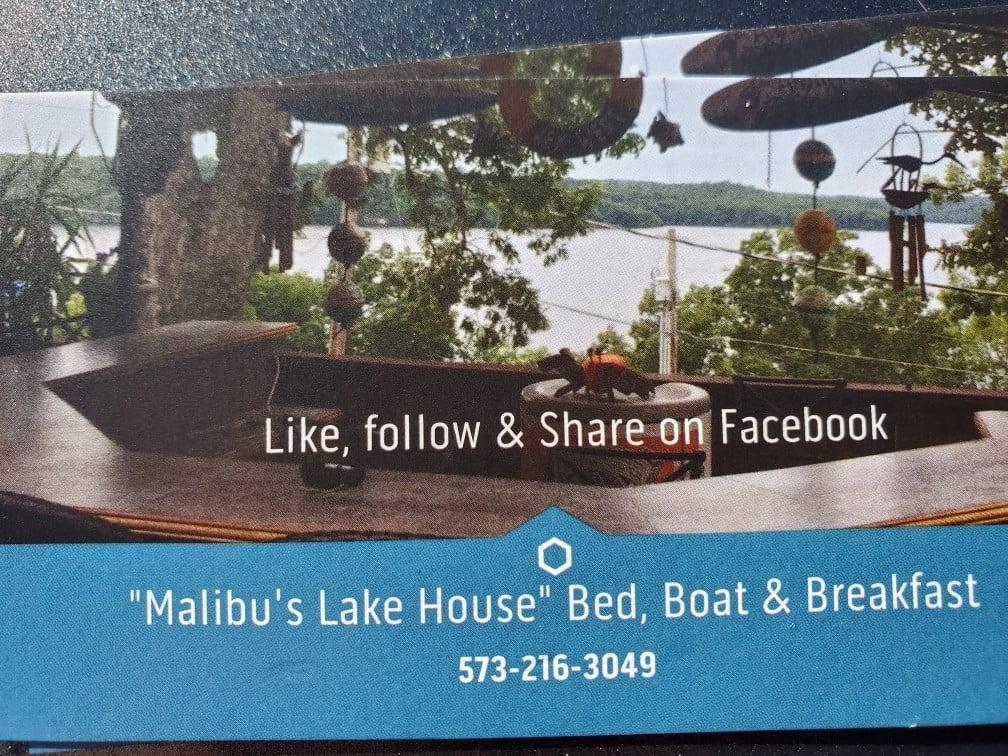 Malibu's Lake House