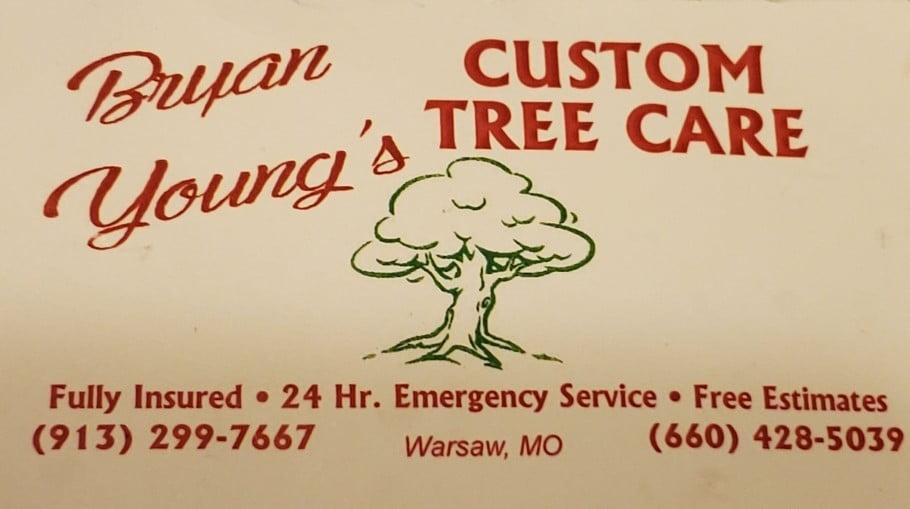 Bryan Young's Custom Tree Care