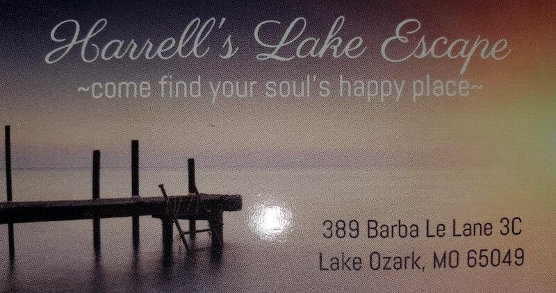Harrell's Lake Escape