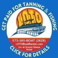 Get paid for tanning and fishing